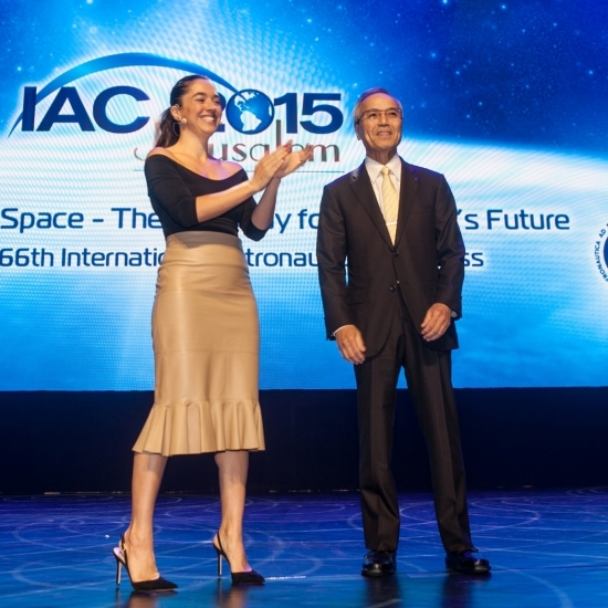 IAC 2015 – International Astronautica Congress