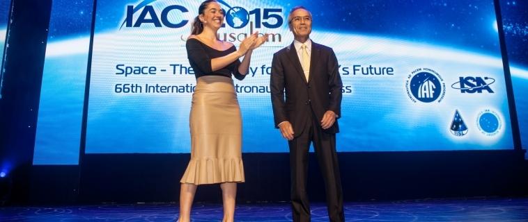 IAC 2015 – International Astronautica Congress
