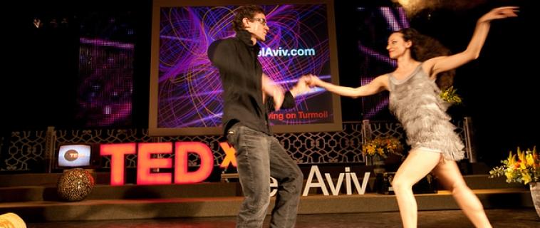 TEDxTelAviv, TEDxTelAvivSalon and TEDxTelAvivWomen