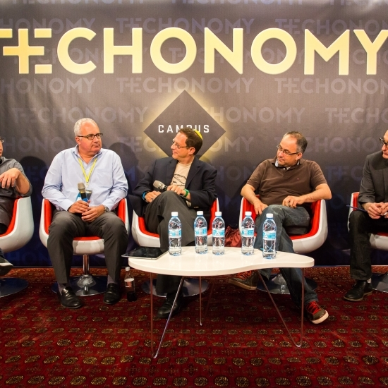 Techonomy – Technology and the Economy as the Next 5B join the Internet